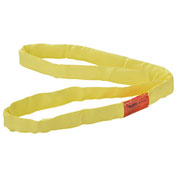 "Polyester Endless Round Sling, 4'L x 1.5""W"