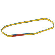 "Polyester Endless Web Sling w/Durable Edge, 3'L x 1""W"