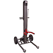Magliner LPS4814NW1 LiftPlus Folding Battery Powered Lift Truck - Pail Lifter