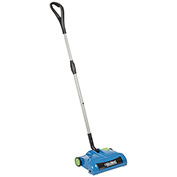 "Rechargeable Cordless Sweeper, 12"" Cleaning Path"