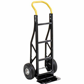 "Ultra Lite Nylon Hand Truck 10"" Pneumatic Wheels"