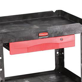 RUBBERMAID Locking Steel Drawer