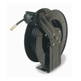 "Legacy Grease Hose Reel, 1/4"" ID x 50' Hose, 5000 PSI"
