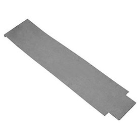 "Carpeted Aluminum Snap-On Deck, 56"" x 12"""