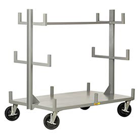 LITTLE GIANT Portable Bar & Pipe Truck, 36 x 48