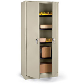 "PARENT METAL Heavy-Industrial Premium Storage Cabinet - 36x24x78"" - Putty"