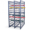 Horizontal Bar Racks