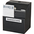 Suggestion & Cash Boxes